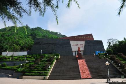 红色教育基地——罗炳辉将军纪念馆